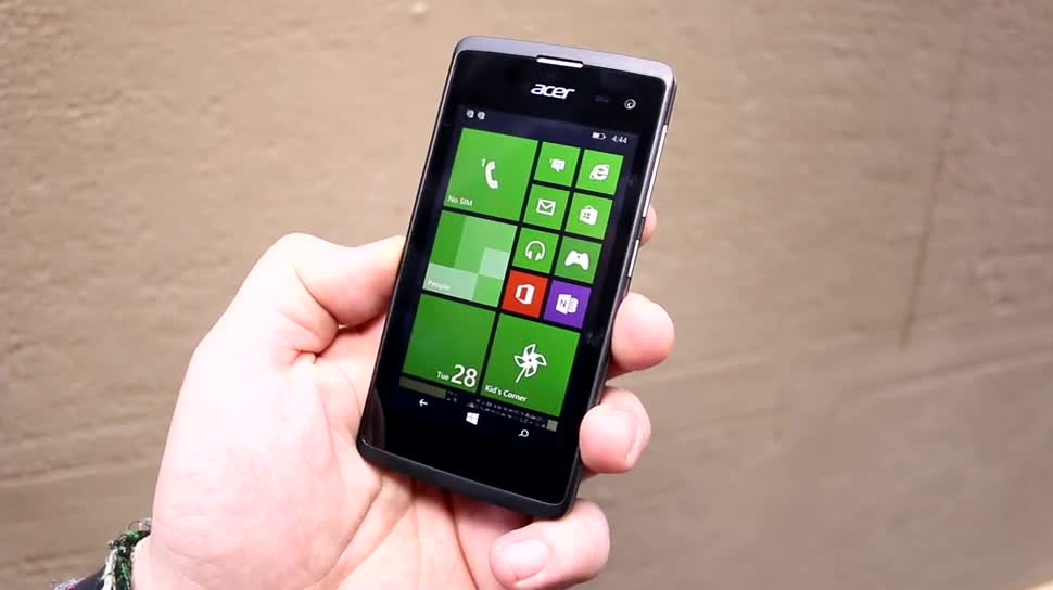 Smartphone, Windows Phone, Acer, Mobile World Congress, MWC 2015, Liquid M220 Plus