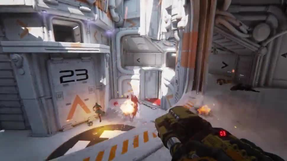Ego-Shooter, Free-to-Play, Epic Games, unreal engine 4, Unreal Engine, GDC, Game Developers Conference, GDC 2015, Unreal, Unreal Tournament