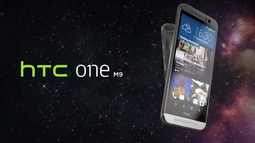 Smartphone, Android, Htc, Werbespot, Mwc, HTC One, MWC 2015, HTC One M9, One M9, M9