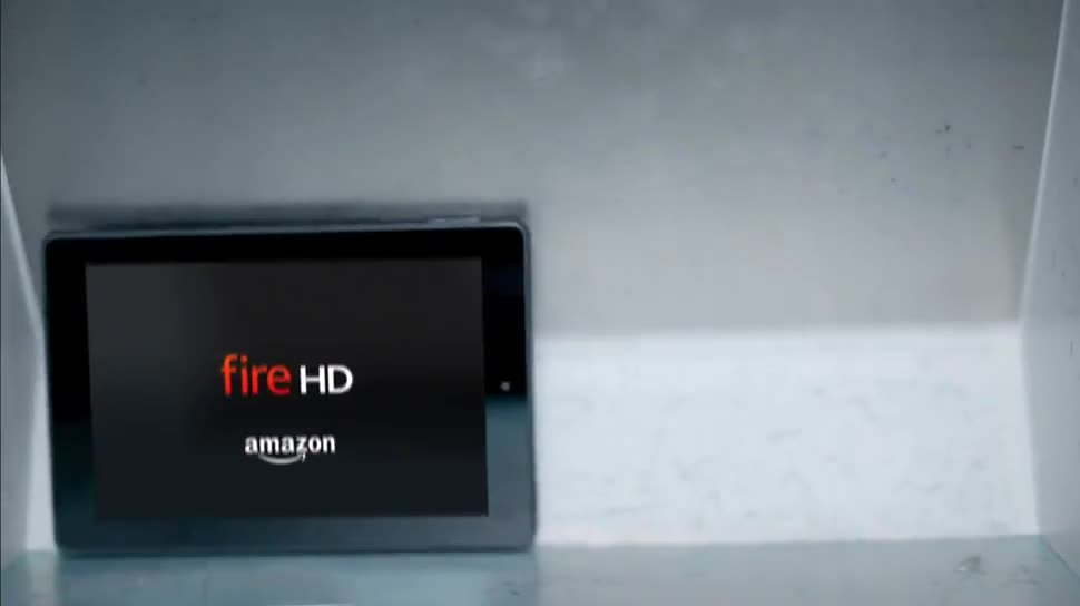Tablet, Amazon, Werbespot, Kindle, Amazon Kindle, Kindle Fire, Kindle Fire HD, Kindle Fire HD 2