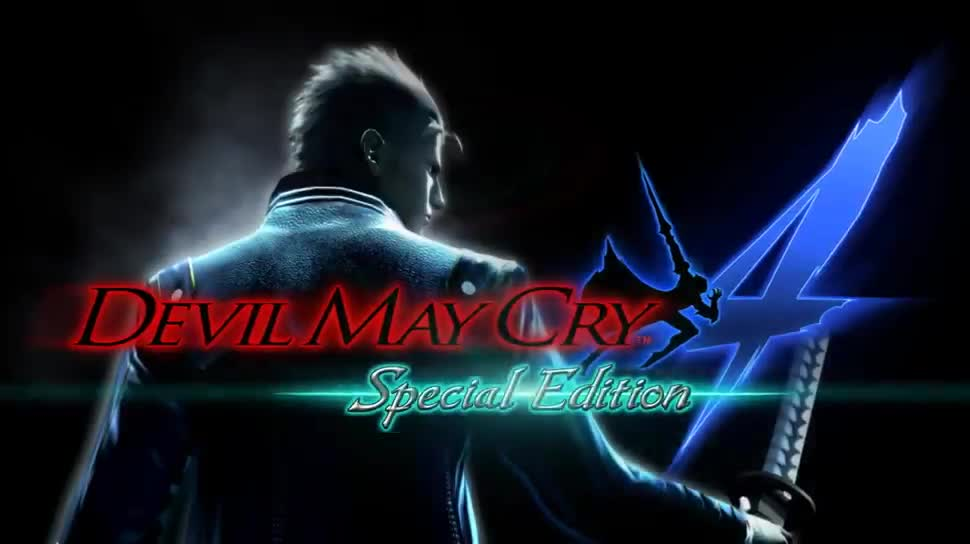 Trailer, actionspiel, Capcom, Devil May Cry, DmC, Devil May Cry 4, Devil May Cry 4 Special Edition