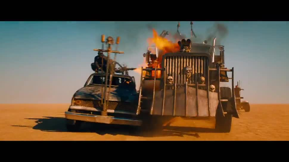 Trailer, Warner Bros., Kinofilm, Mad Max, Fury Road