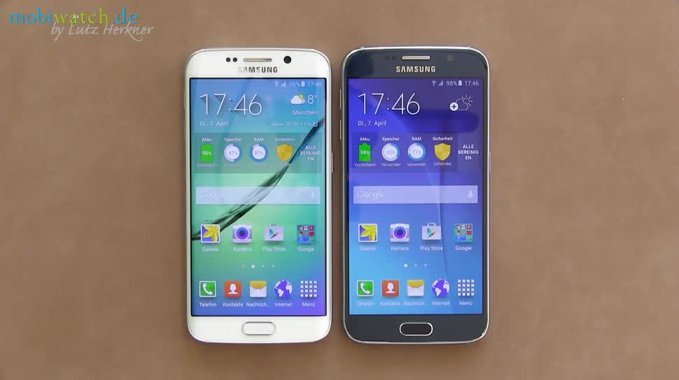 Smartphone, Android, Samsung, Smartphones, Samsung Galaxy, Lutz Herkner, Samsung Galaxy S6, Samsung Galaxy S6 Edge, Multi-Window, Gamecheck
