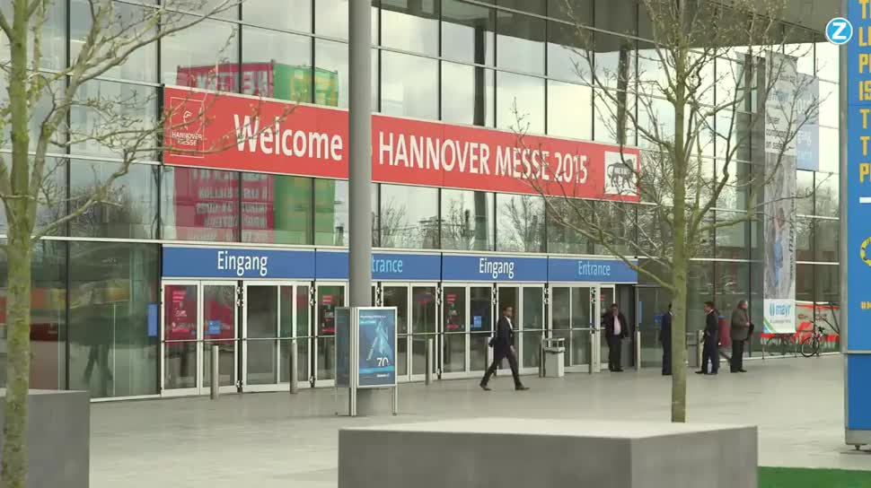 Industrie, Hannover Messe, Industrie 4.0, Hannover Messe 2015