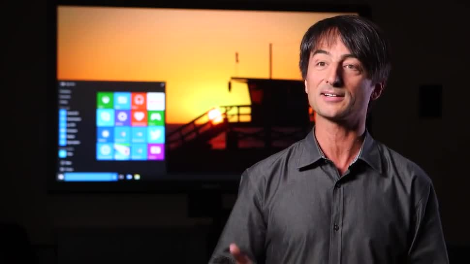 Microsoft, Betriebssystem, Windows, Windows 10, Build, Continuum, Build 2015, Joe Belfiore