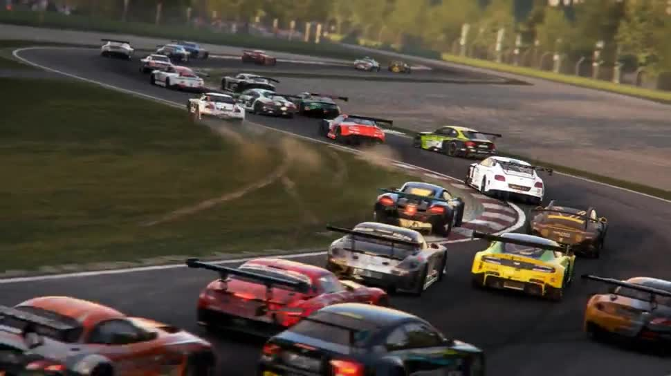 Trailer, Rennspiel, Namco Bandai, Slightly Mad Studios, Project Cars