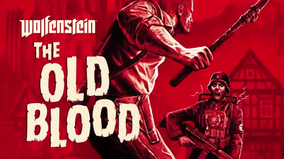 Trailer, Ego-Shooter, Bethesda, Wolfenstein, Wolfenstein: The Old Blood, The Old Blood