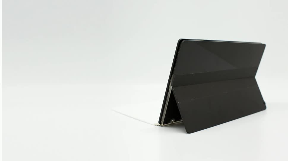 Microsoft, Tablet, Surface, Microsoft Surface, Microsoft Corporation, Design, Ignite, Ralf Groene, kickstand