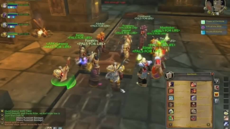 Blizzard, Mmo, Mmorpg, Online-Rollenspiel, World of Warcraft, Wow, Leroy Jenkins