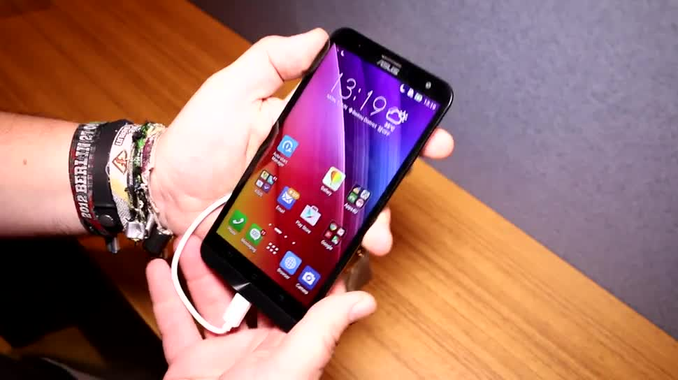 Smartphone, Android, Asus, Hands-On, Computex, Computex 2015, ZenFone 2