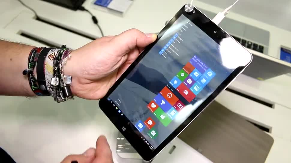 Tablet, Windows 10, Computex, Stylus, Msi, Computex 2015, S80 Note