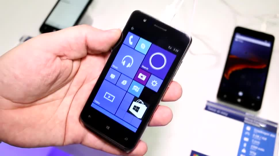 "Cherry Mobile Alpha Prime 4: das erste ""echte"" Windows 10 Smartphone im Hands-On"