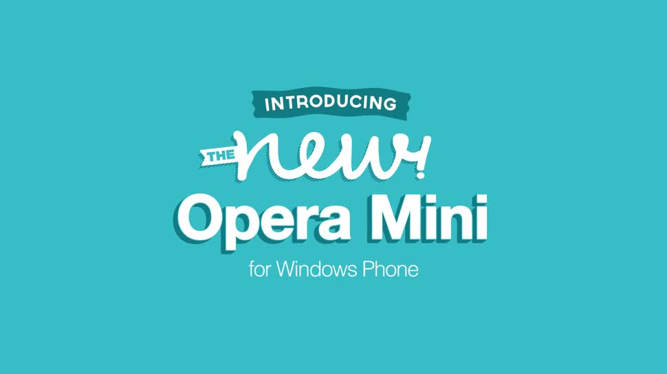 Windows Phone, Browser, Opera, Opera Browser, Opera Mini, Opera Mobile, Finale Version