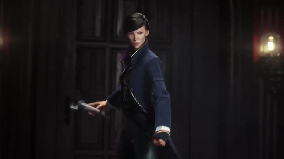 Trailer, E3, Bethesda, E3 2015, Dishonored 2