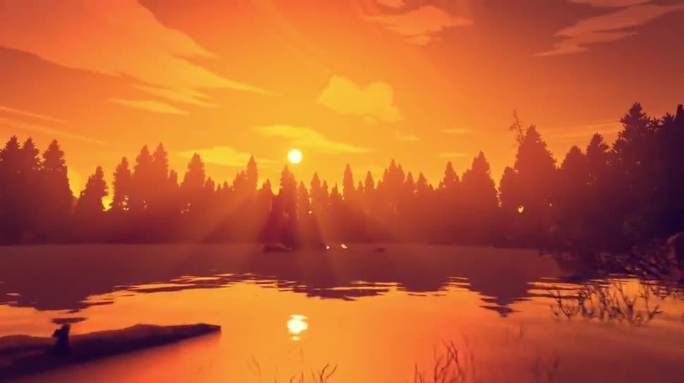 Trailer, Sony, PlayStation 4, Playstation, E3, PS4, Sony PlayStation 4, Sony PS4, Adventure, E3 2015, Firewatch