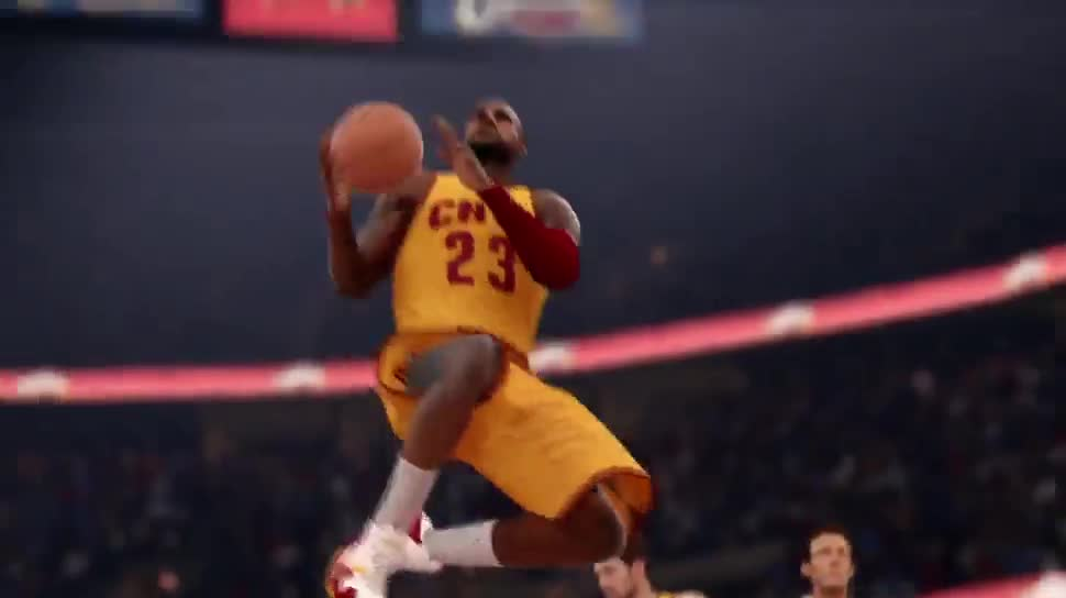 Trailer, E3, E3 2015, Basketball, NBA, NBA Live 16