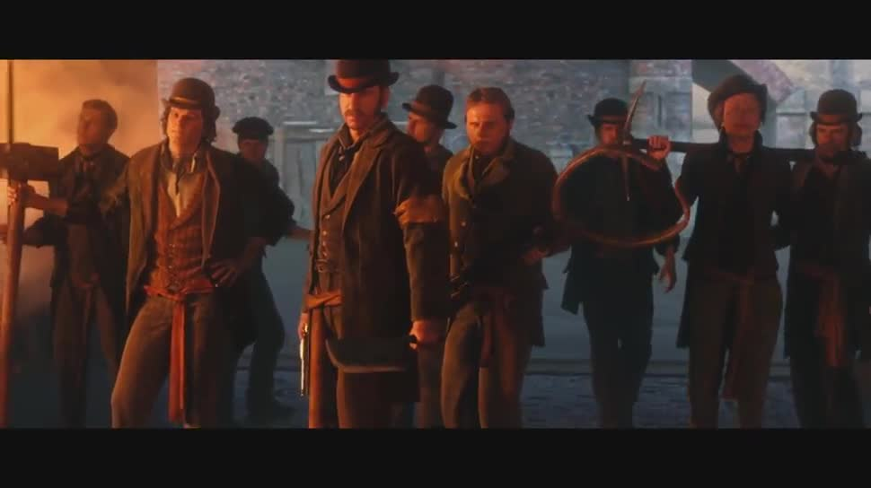 Trailer, E3, Ubisoft, actionspiel, Assassin's Creed, E3 2015, Assassin's Creed Syndicate