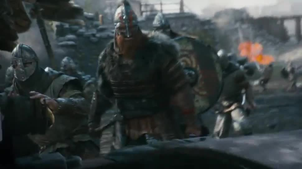 Trailer, Ubisoft, E3, actionspiel, E3 2015, For Honor