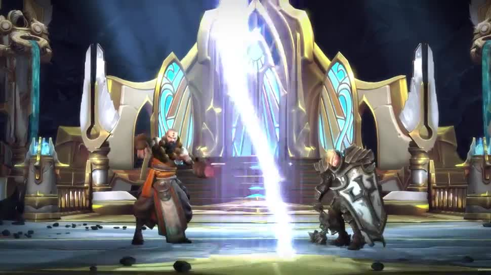 Trailer, E3, Online-Spiele, Free-to-Play, Blizzard, E3 2015, MOBA, Heroes of the Storm