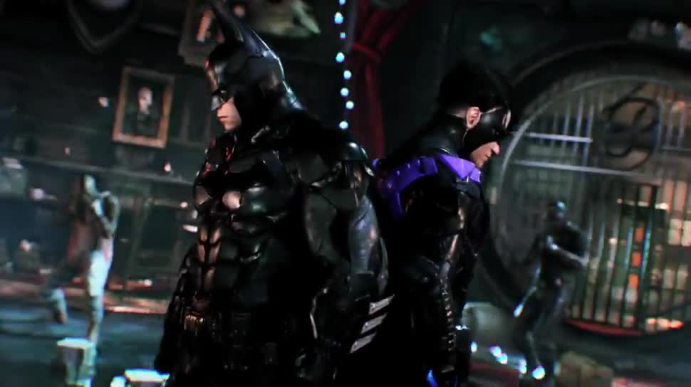 Trailer, actionspiel, Warner Bros., Batman, Arkham Knight, Rocksteady Studios, DC Entertainment
