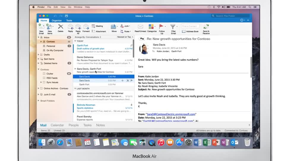 Microsoft, Apple, Office, Mac, Mac Os X, Office 2016, Microsoft Office 2016, Office 2016 für Mac