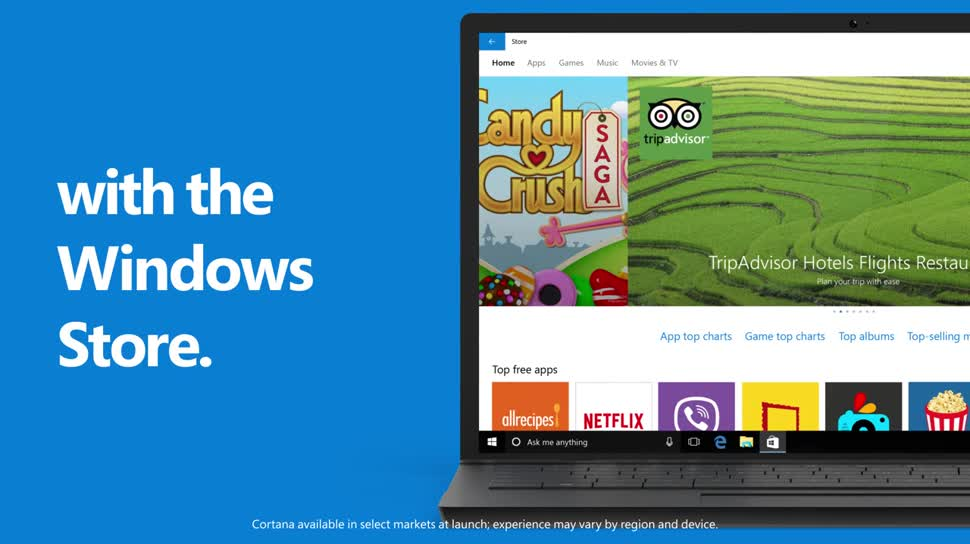 Microsoft, Betriebssystem, Windows, Windows 10, Apps, Windows Store, Windows Store Apps, 10 Gründe für Windows 10