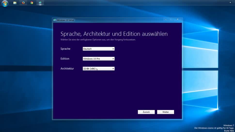 So laden Sie Windows 10 mit dem Media Creation Tool herunter