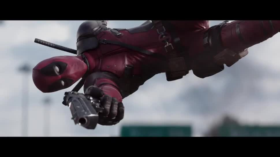 Trailer, Kino, Kinofilm, Marvel, 20th Century Fox, Deadpool