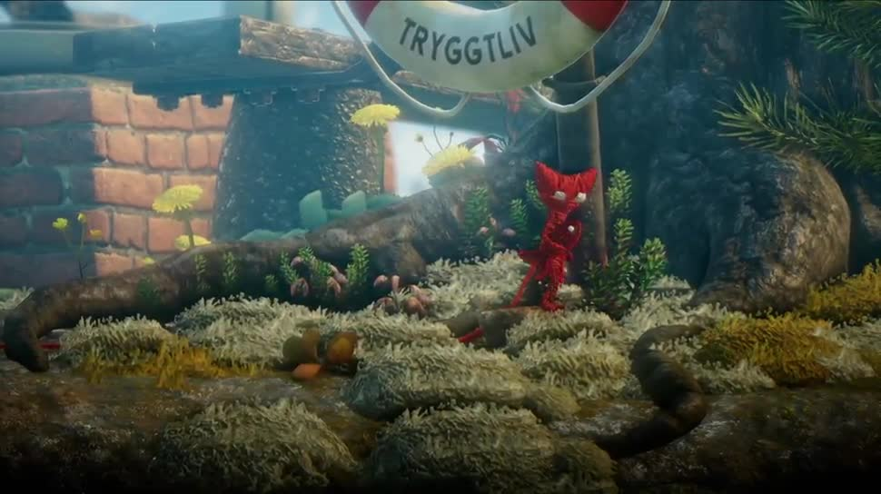 Trailer, Electronic Arts, Ea, Gameplay, Gamescom, Gamescom 2015, Unravel