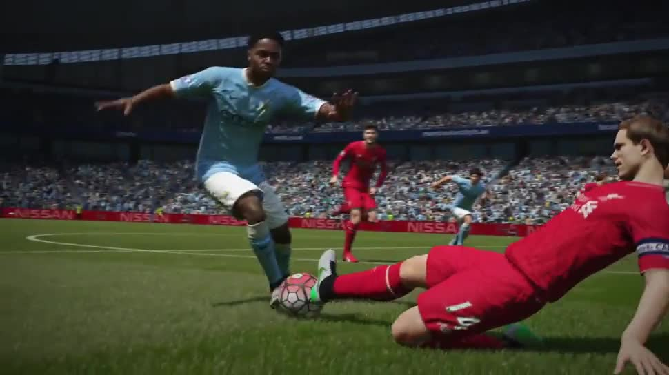 Trailer, Electronic Arts, Ea, Gamescom, Fußball, EA Sports, Fifa, Gamescom 2015, FIFA 16