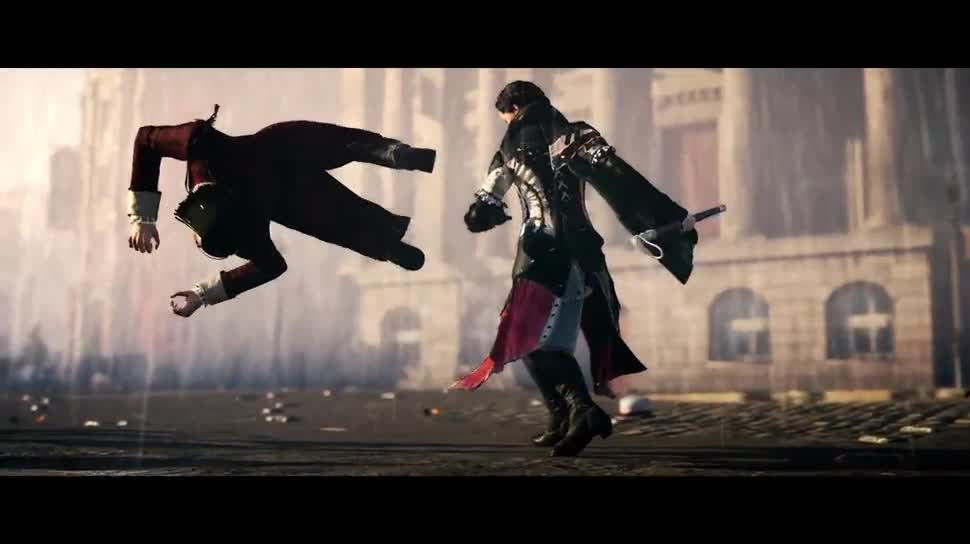 Trailer, Ubisoft, Gamescom, actionspiel, Assassin's Creed, Gamescom 2015, Assassin's Creed Syndicate