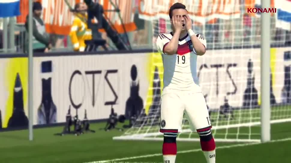 Trailer, Gamescom, Fußball, Konami, Gamescom 2015, PES, Pro Evolution Soccer, PES 2016, Pro Evolution Soccer 2016