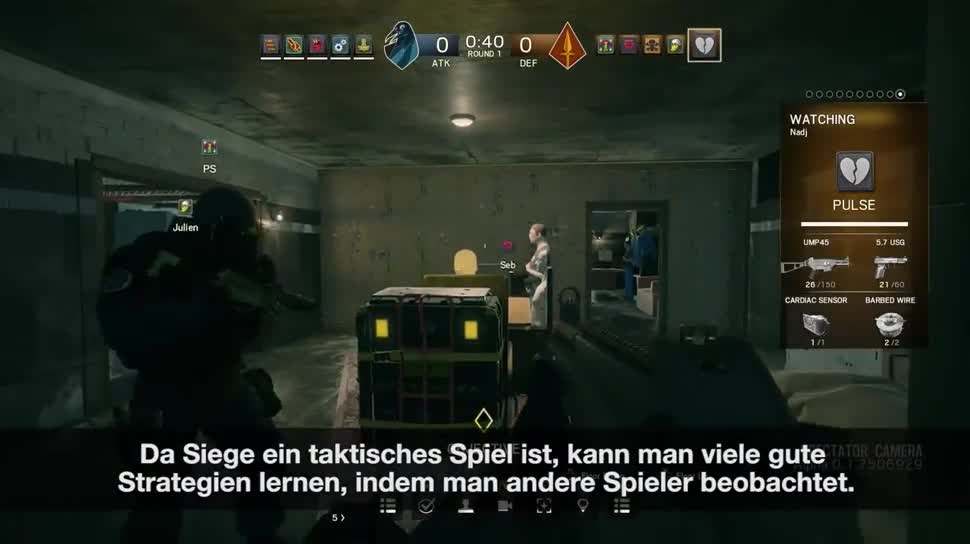 Trailer, Ubisoft, Gamescom, Gamescom 2015, Rainbow Six: Siege, Tom Clancy's Rainbow Six Siege, Rainbow Six Siege, Rainbox Six