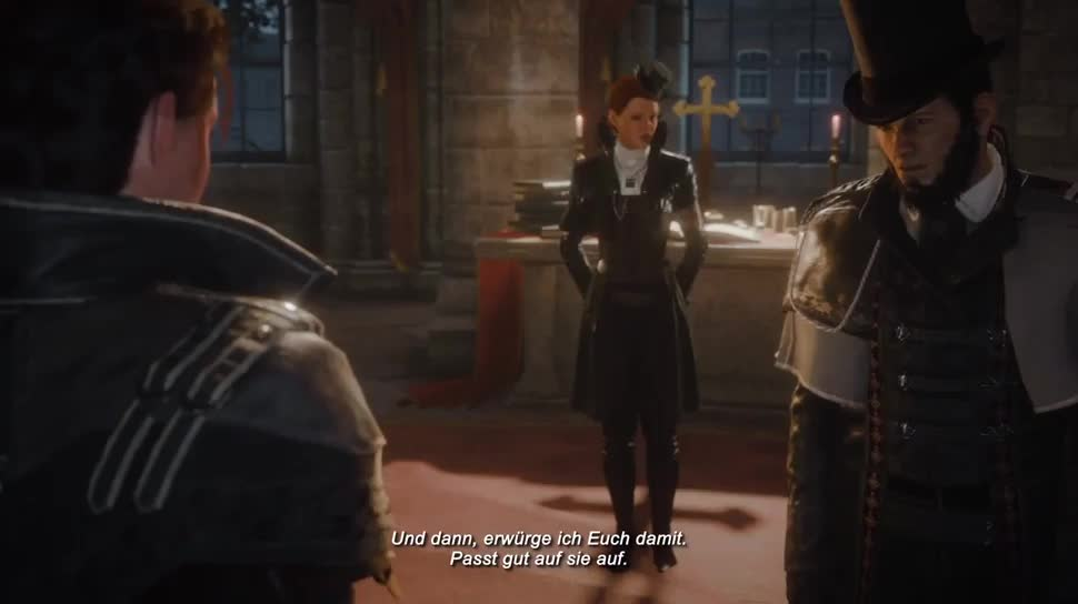 Gameplay, Ubisoft, Gamescom, actionspiel, Assassin's Creed, Gamescom 2015, Assassin's Creed Syndicate