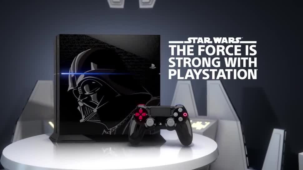 Sony, PlayStation 4, Playstation, PS4, Sony PlayStation 4, Sony PS4, Star Wars, Star Wars Battlefront, Darth Vader