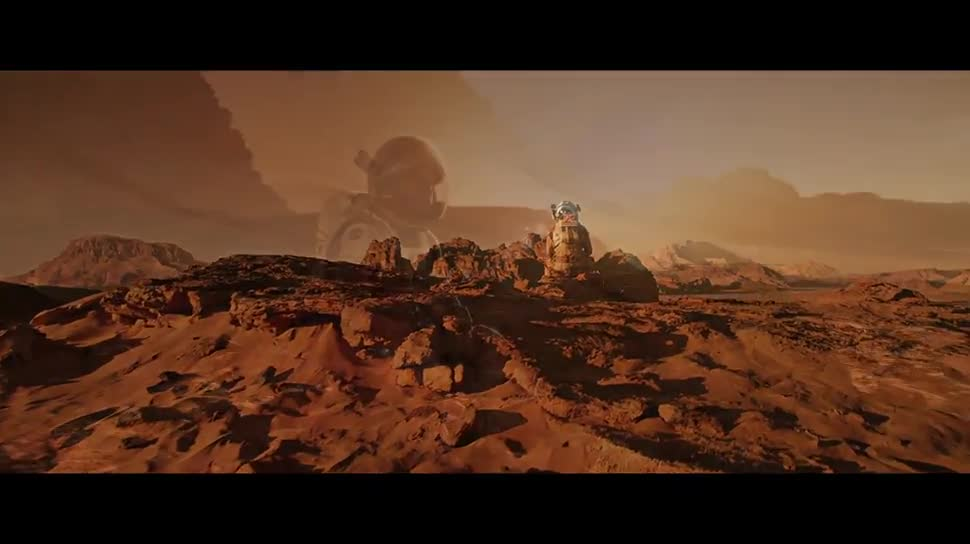Trailer, Kino, Kinofilm, 20th Century Fox, Matt Damon, Der Marsianer, The Martian, Rettet Mark Watney