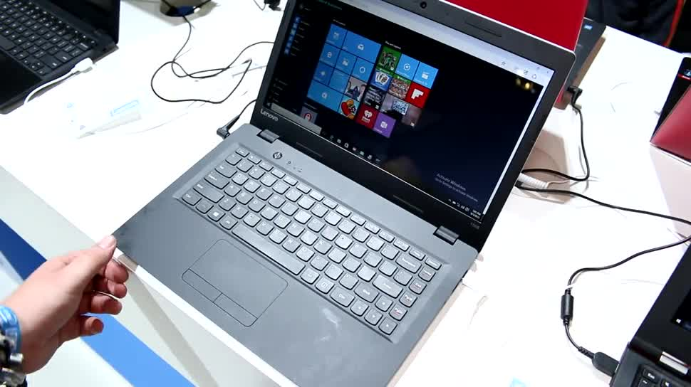 Hands-On, IFA 2015, ideapad 100s, lenovo ideapad 100s