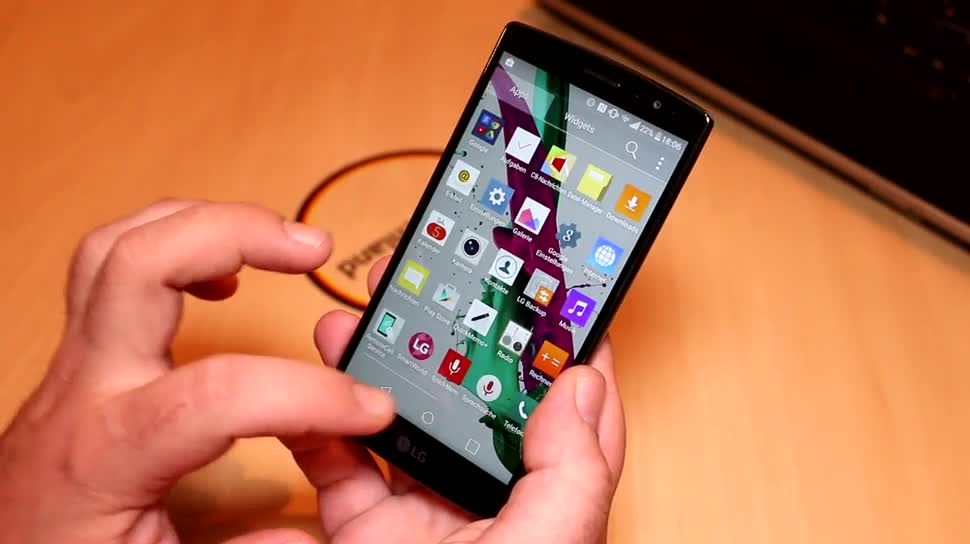 Smartphone, Android, Hands-On, Ifa, LG Electronics, IFA 2015, Android 5.1, G4, LG G4 S
