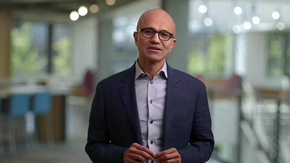 Microsoft, Tablet, Surface, Microsoft Surface, Ceo, Dell, Satya Nadella, Enterprise, Partnerschaft