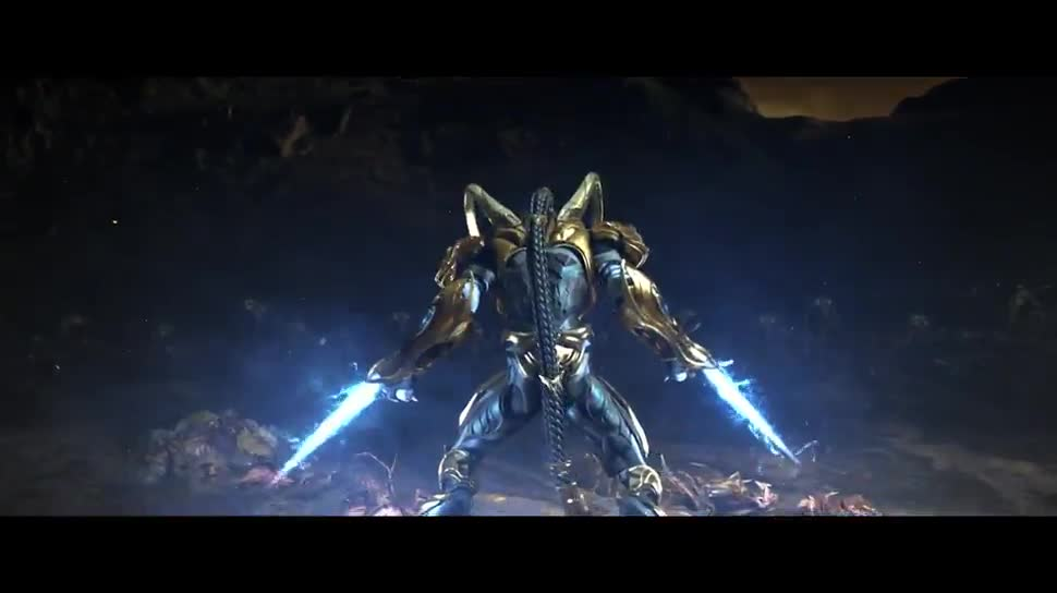 Trailer, Blizzard, Strategiespiel, Starcraft, Starcraft 2, StarCraft II, Blizzard StarCraft II, Legacy of the Void