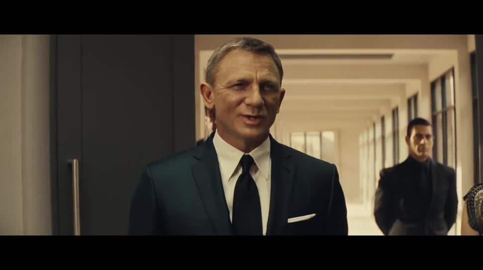 Trailer, Kinofilm, Sony Pictures, Sony Pictures Entertainment, James Bond, James Bond 007, Spectre, 007