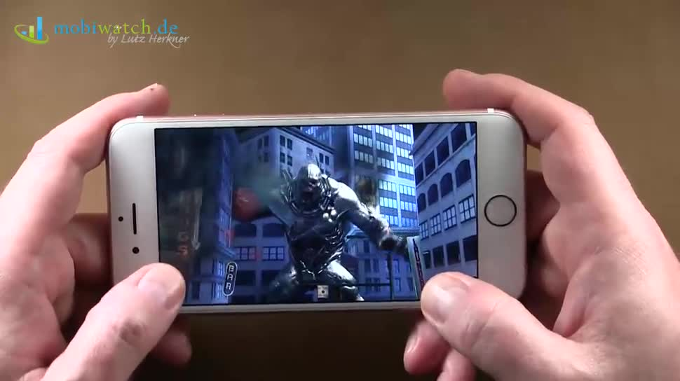 Smartphone, Apple, Spiele, Lutz Herkner, iPhone 6S, iPhone 6S Plus, Game-Check