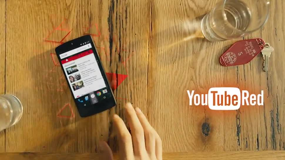 Streaming, Youtube, Abonnement, YouTube Red