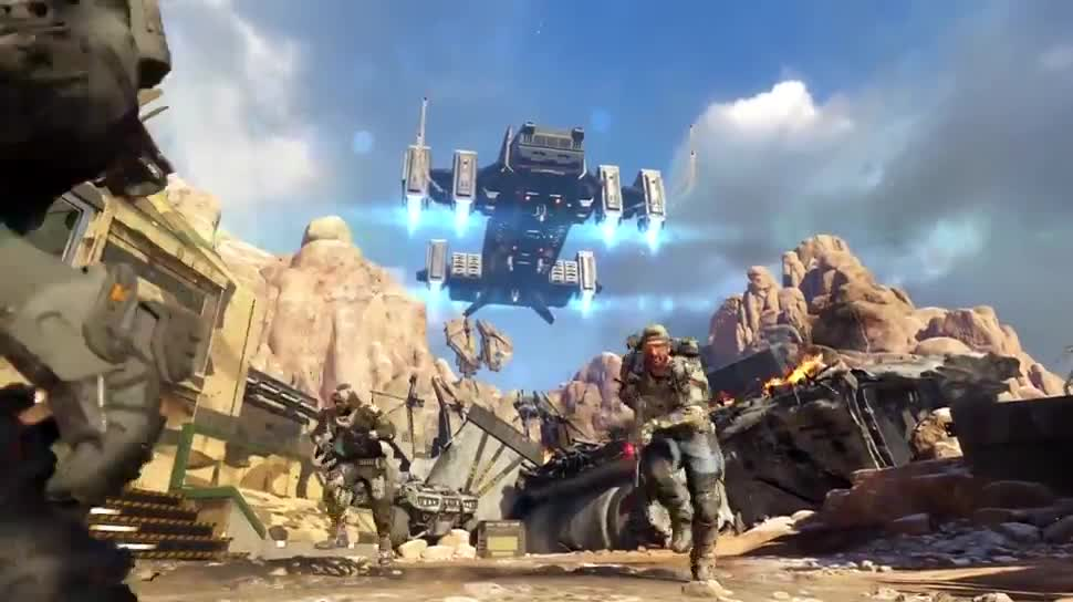 Trailer, Ego-Shooter, Call of Duty, Activision, Black Ops, Call of Duty: Black Ops 3, Black Ops 3