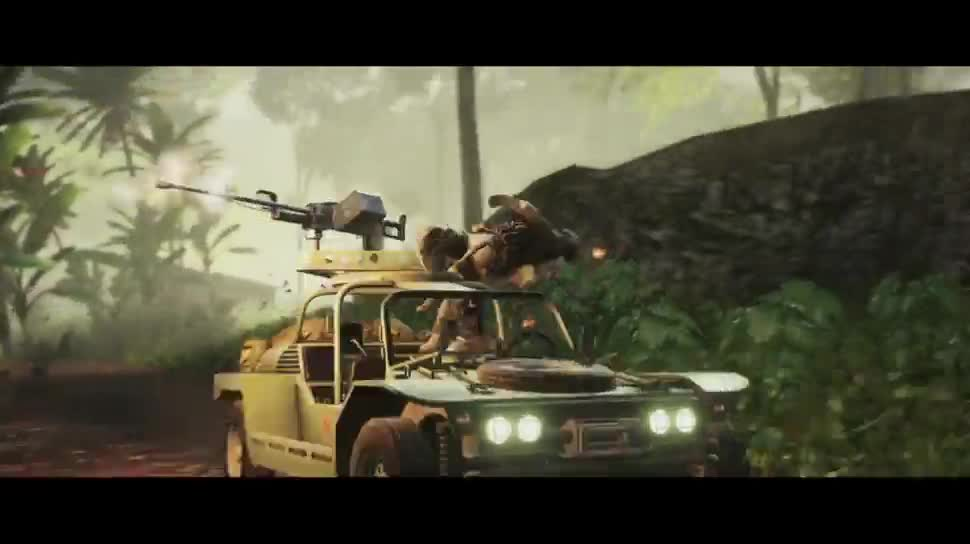 Trailer, Electronic Arts, Ea, Ego-Shooter, Battlefield, Dice, Battlefield 4, Operation Outbreak