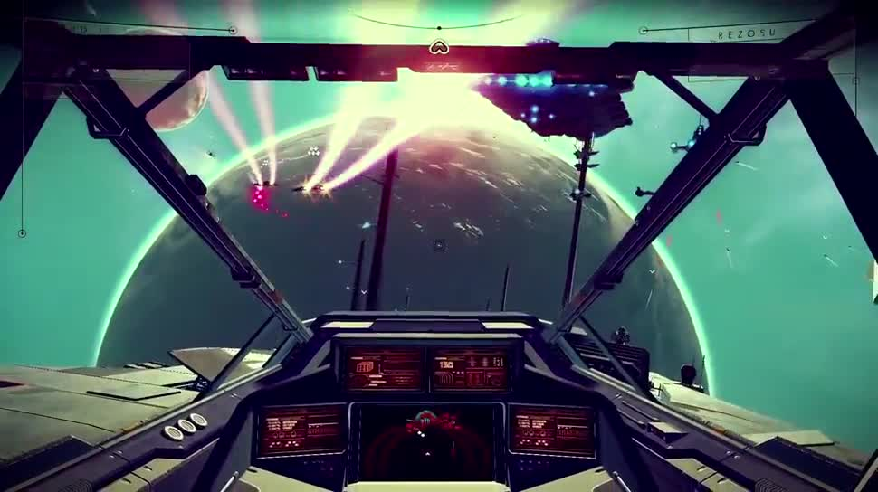 Trailer, Sony, Simulation, No Man's Sky, Hello Games, Paris Games Week, Paris Games Week 2015