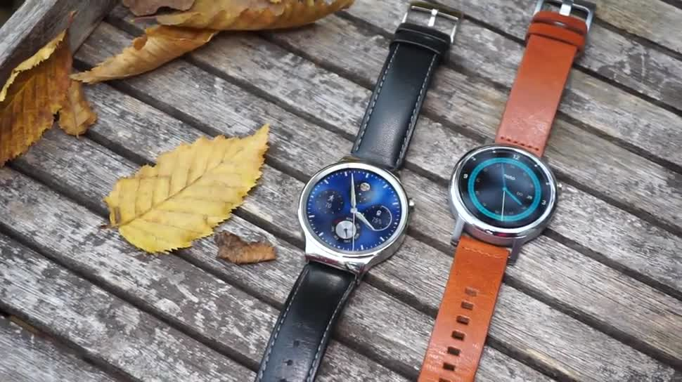 Android, smartwatch, Huawei, Uhr