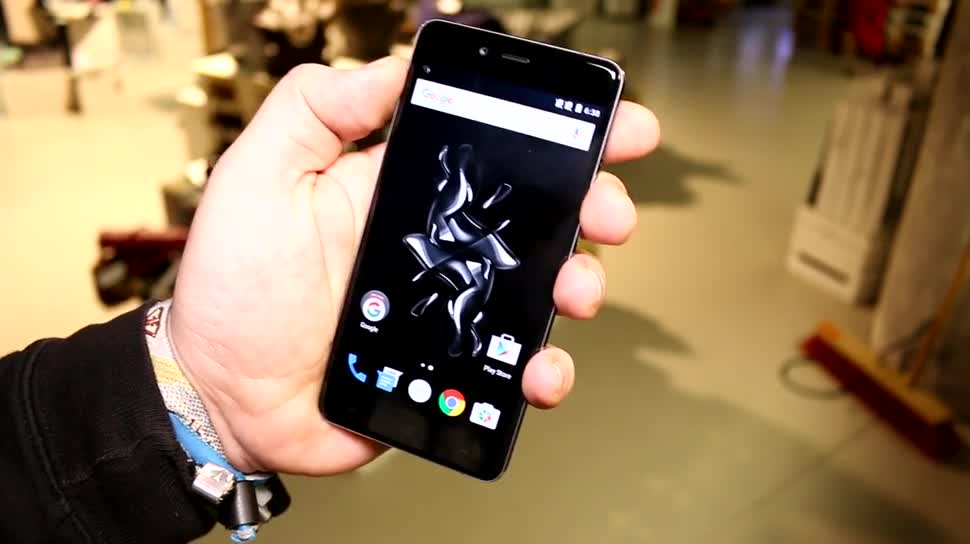Smartphone, Quadcore, Test, Hands-On, Hands on, OnePlus, Lollipop, Android 5.0, Review, Qualcomm Snapdragon 801, OnePlus X