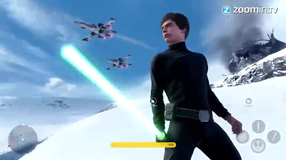 Electronic Arts, Ea, Zoomin, Star Wars, Dice, Star Wars: Battlefront, Battlefront, Star Wars Battlefront