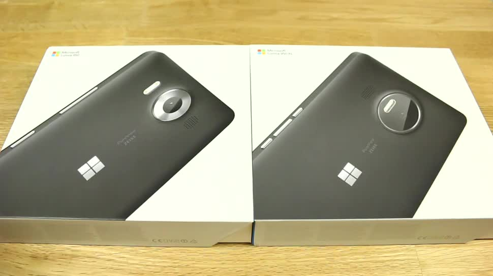 Microsoft, Smartphone, Lumia, Test, Hands-On, Microsoft Lumia, Hands on, Review, Microsoft Lumia 950 XL, Microsoft Lumia 950, Lumia 950, Unboxing, Deutsch, german